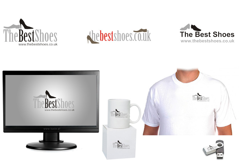 logo the best shoes